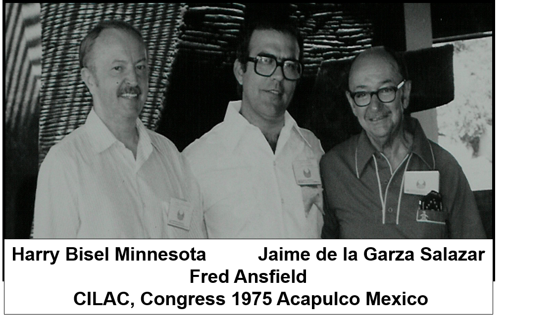 Drs. Bisel, de la Garza, and Ansfield