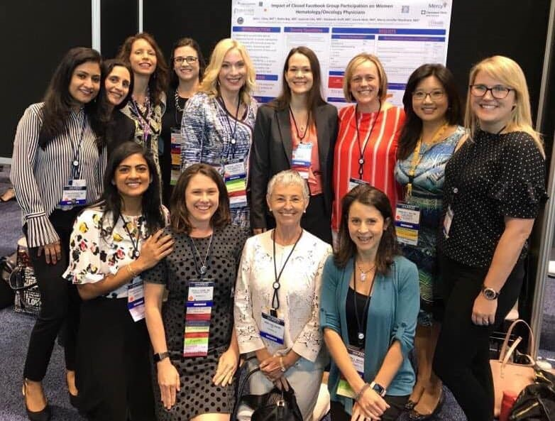 HOWPG group photo at 2018 ASCO Annual Meeting