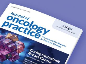 Journal of Oncology Practice: New Year, New Look | ASCO