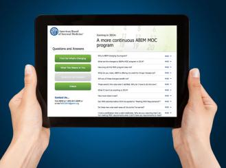 Prepare for Changes to ABIM Maintenance of Certification