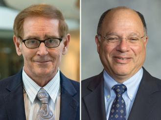 Dr. Gary Lyman and Dr. Robert Rifkin