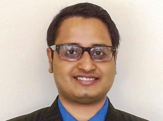 headshot of Sarbajit Mukherjee