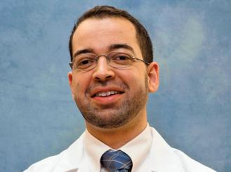 portrait of Dr. Bassel Atassi