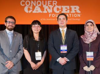 2016 long-term international fellowship recipients