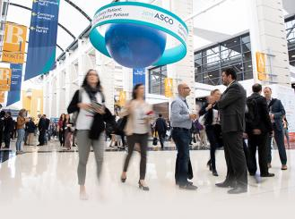 Attendees at the 2019 ASCO Annual Meeting