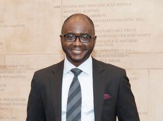 Dr. Oladapo Yeku headshot