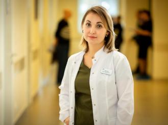 Dr. Marina Chernykh