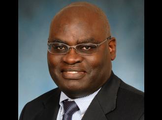 Dr. Clement A. Adebamowo headshot
