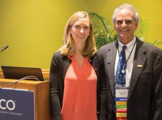 Dr. Yentz and Dr. Cannistra.