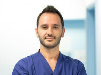 Dr. Marios Konstantinos Tasoulis headshot