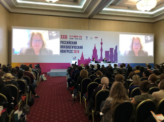 In September 2019, ASCO partnered with the Russian Society of Clinical Oncology (RUSSCO) to hold the first IPCW in Russia.