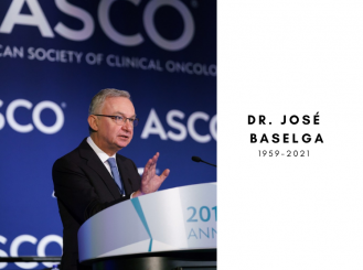 Dr. Jose Baselga presenting at 2018 ASCO Annual Meeting