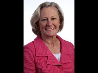 Dr. Julie R. Gralow headshot