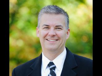 Dr. Michael A. Thompson headshot