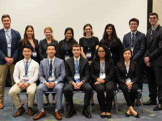 Medical student and resident members of the ASCO Cancer Interest Group (CIG) program presented their oncology research during the CIG Abstract Forum at the 2018 ASCO Annual Meeting.