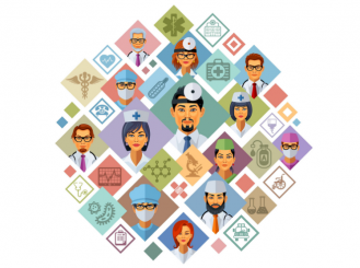 Stock image of doctors