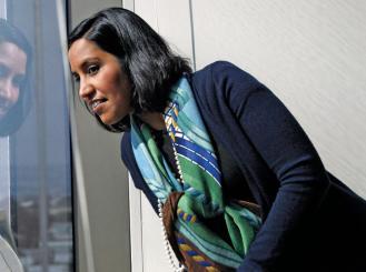 Career Journeys: Dr  Amreen Husain, Industry | ASCO Connection