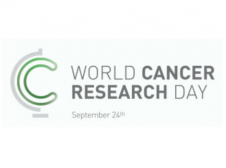 Image of World Cancer Research Day Logo