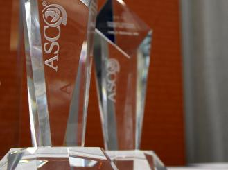 Image of an ASCO Award