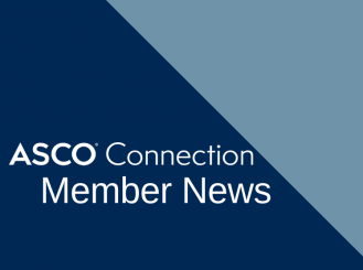 ASCO Connection Member News