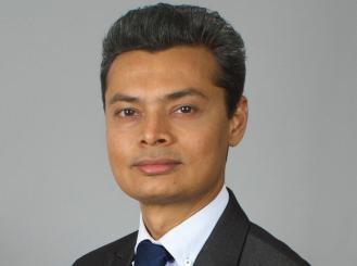 Headshot of Dr. Himanshu Joshi