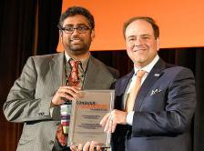 Dr. Nickhill Bhakta and Dr. Thomas G. Roberts