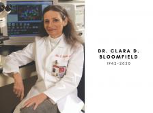 Dr. Clara D. Bloomfield