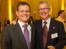 Dr. Clifford Hudis and Dr. Allen Lichter