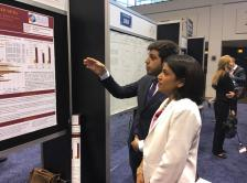 Dr. Puccini shares his Merit Award winning research and the poster he presented at the 2018 ASCO Annual Meeting with Dr. Shroff.