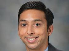 Headshot of Dr. Nishin Bhadkamkar