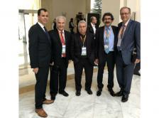 Drs. Adda Bounedjar, Sami Khatib, Farouk Benna, Hamouda Boussen, and Nagi El Saghir.