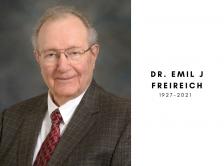 Dr. Emil J Freireich