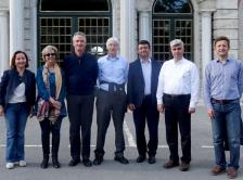 Faculty at ICTW Istanbul