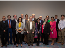 group photo of the ASCO International Quality Task Force