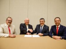 ASCO and Fundacion ECO leaders