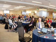 Attendees at the ASCO Research Community Forum