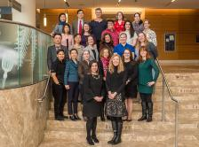 Dr. Ligibel the team at the Leonard P. Zakim Center for Integrative Therapies and Healthy Living