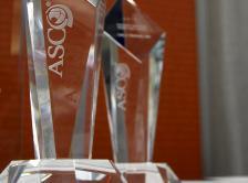 Image of an ASCO Award