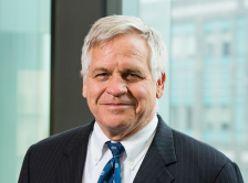 Headshot of Dr. Bruce E. Johnson