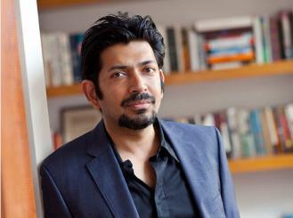 Dr. Siddhartha Mukherjee headshot
