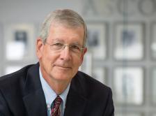 Allen S. Lichter, MD, headshot 2016