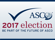 ASCO election logo